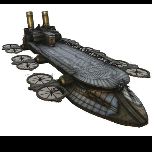 Airship – Ark Steampunk